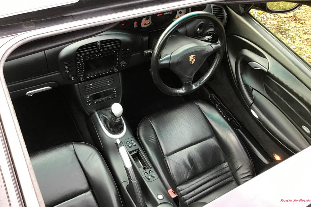 2004 Porsche 996 Turbo manual coupe, 481 bhp For Sale (picture 5 of 6)