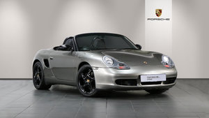 2002 Porsche Boxster S - Porsche GB Restoration For Sale