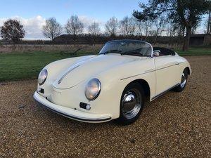 1963 Factory built 356 speedster by vintage speedster For Sale