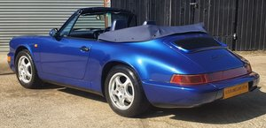 1993 Immaculate Porsche 911 964 C2 Cabriolet - ONLY 64,000 Miles