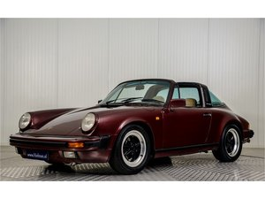 1984 Porsche 911 3.2 Carrera Targa For Sale