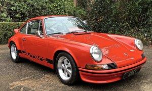 1972 PORSCHE 911 Carrara RS Touring Evocation Uk example ( 911E ) For Sale