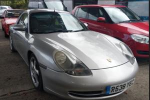 1998 Porsche 911 Carrera 2 Cabriolet Manual PX For Sale