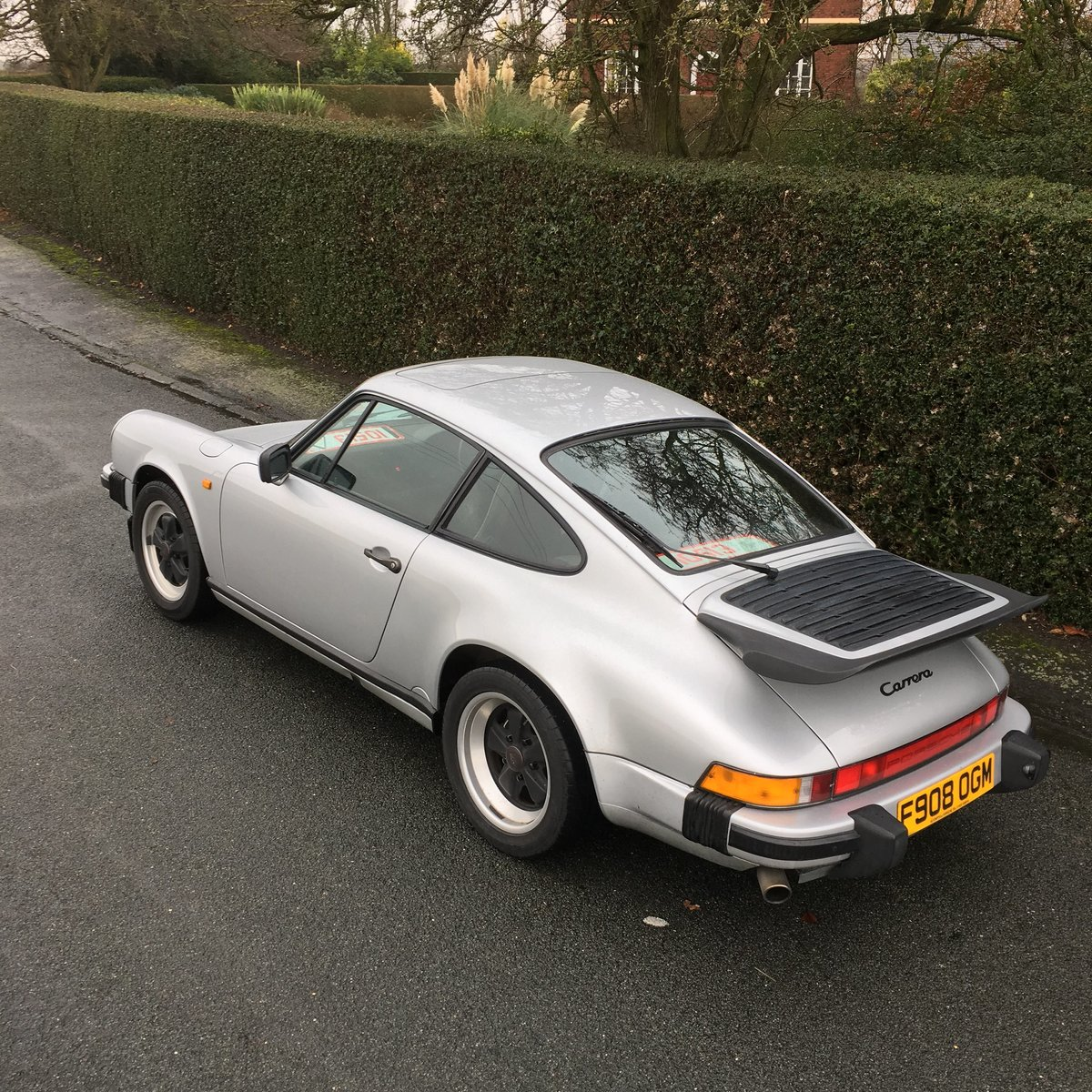 1989 RHD G50 3.2 Carrera Sport Coupe For Sale (picture 1 of 6)