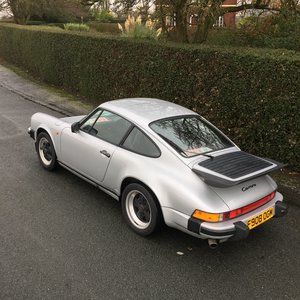 1989 RHD G50 3.2 Carrera Sport Coupe For Sale