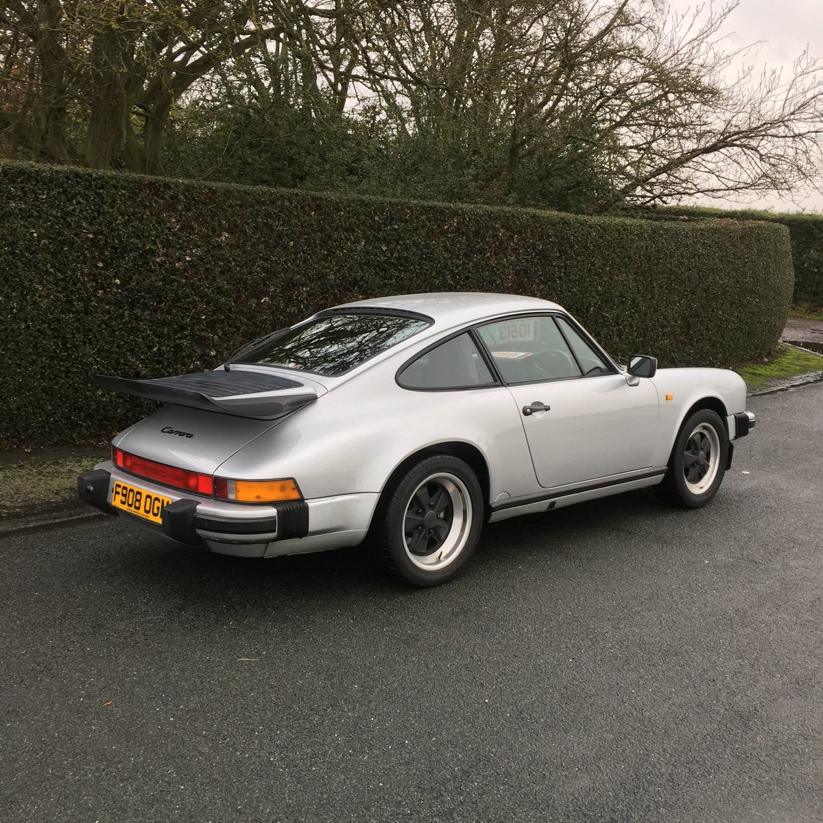 1989 RHD G50 3.2 Carrera Sport Coupe For Sale (picture 3 of 6)