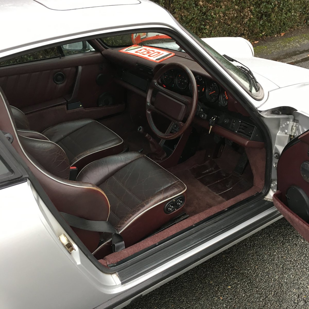 1989 RHD G50 3.2 Carrera Sport Coupe For Sale (picture 4 of 6)