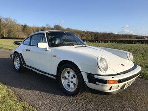 1986 Porsche 911 3.2 carrera sport coupe 93000 miles For Sale