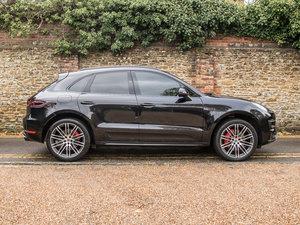 2017 Porsche    Macan Turbo For Sale