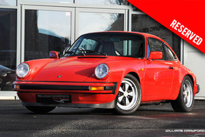 1982 RESERVED - One off, special build Porsche 911 3.0 For Sale
