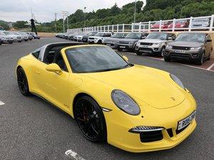 2015 15 PORSCHE 911 3.8 TARGA 4 GTS Manual 430 BHP For Sale