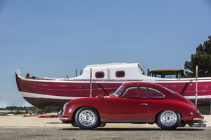 Porsche 356 A T2