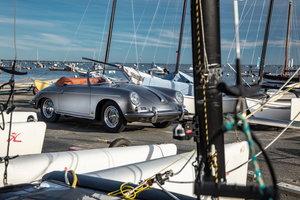1960 Porsche 356 B T5 Roadster