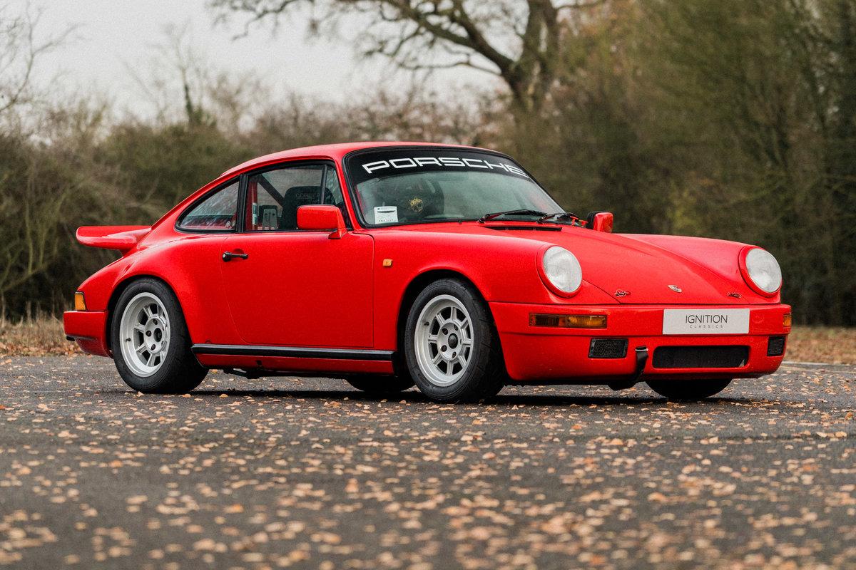 1983 Porsche 911 SC *Track prepared* For Sale (picture 1 of 6)