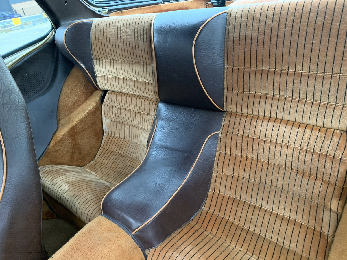 1979 Super Rare 924 Limited Edition Doubloon Barn Find SOLD (picture 4 of 6)