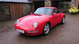 1997 Porsche 993 Carrera 4 For Sale