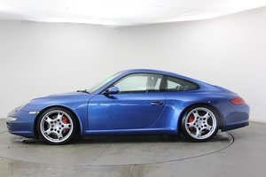 2005 Porsche 911 carrera 2 s 997 manual For Sale
