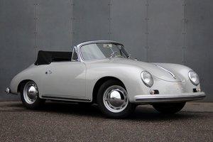 1958 Porsche 356 A 1600 Cabriolet LHD