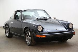 1975 Porsche 911 Targa