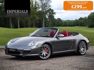 2010 Porsche  911  997 CARRERA 4S 3.8 CABRIOLET 7 SPEED PDK AUTO  For Sale