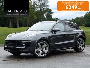 2016 Porsche  MACAN  S 3.0D DIESEL 2017 FACELIFT MODEL PDK AUTO   For Sale