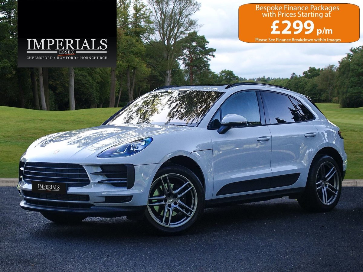 2018 Porsche  MACAN  2.0 2019 MODEL PDK AUTO  49,948 For Sale (picture 1 of 24)