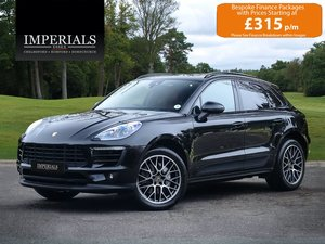 2017 Porsche  MACAN  S 3.0 DIESEL 2018 MODEL PDK AUTO  43,948 For Sale