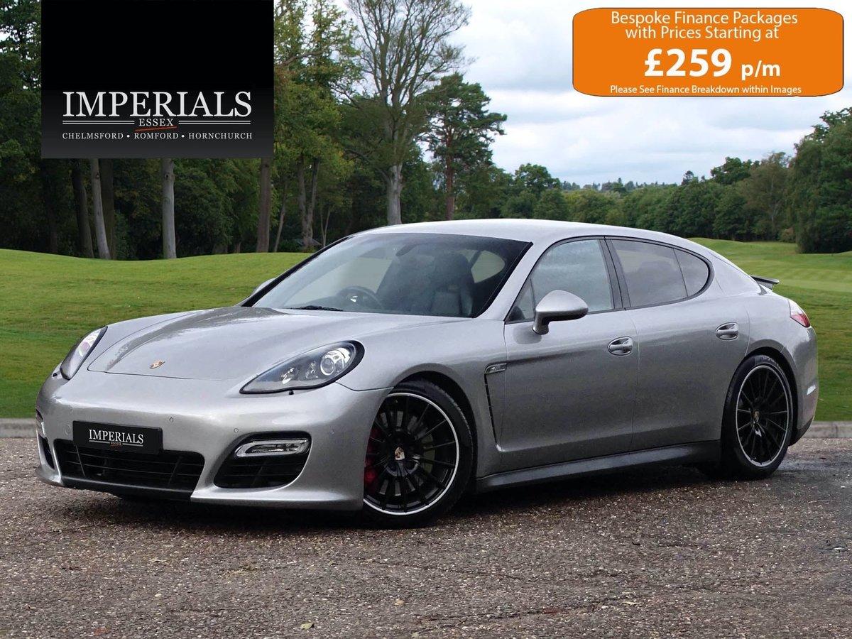 2012 Porsche  PANAMERA  4.8 GTS PDK AUTO  32,948 For Sale (picture 1 of 21)