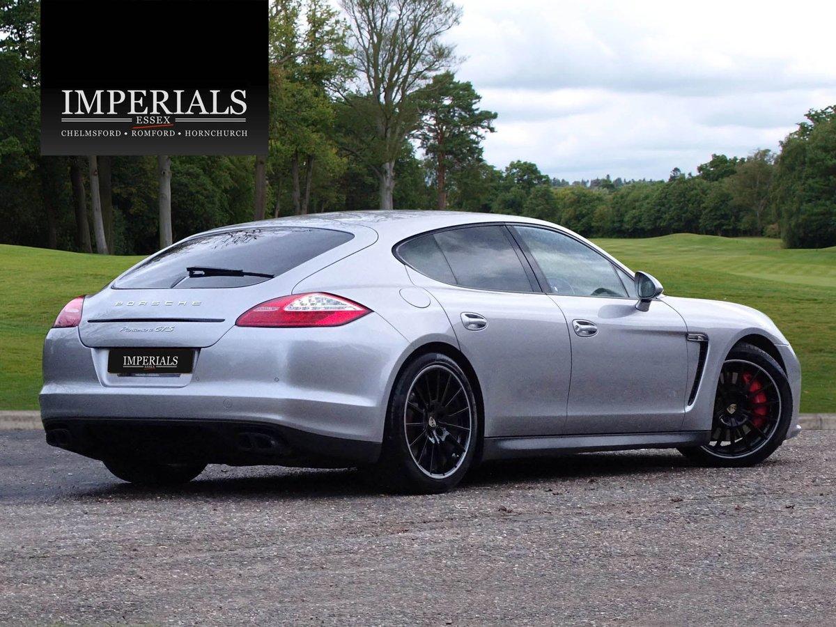 2012 Porsche  PANAMERA  4.8 GTS PDK AUTO  32,948 For Sale (picture 4 of 21)