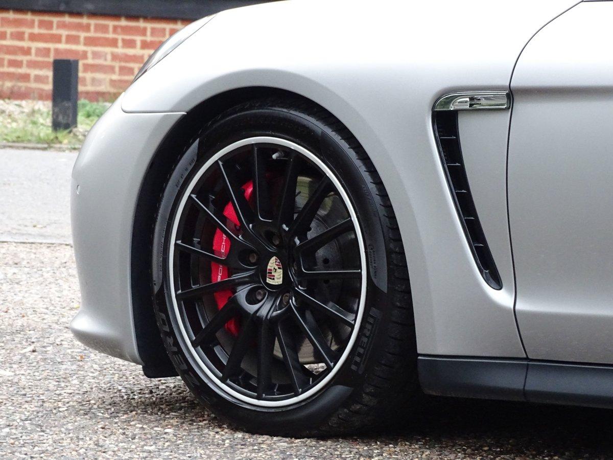 2012 Porsche  PANAMERA  4.8 GTS PDK AUTO  32,948 For Sale (picture 5 of 21)