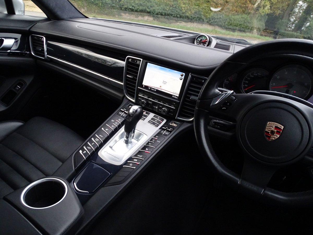 2012 Porsche  PANAMERA  4.8 GTS PDK AUTO  32,948 For Sale (picture 6 of 21)