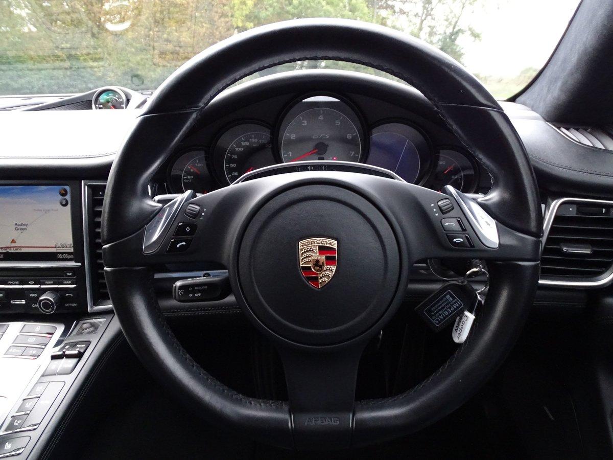 2012 Porsche  PANAMERA  4.8 GTS PDK AUTO  32,948 For Sale (picture 7 of 21)