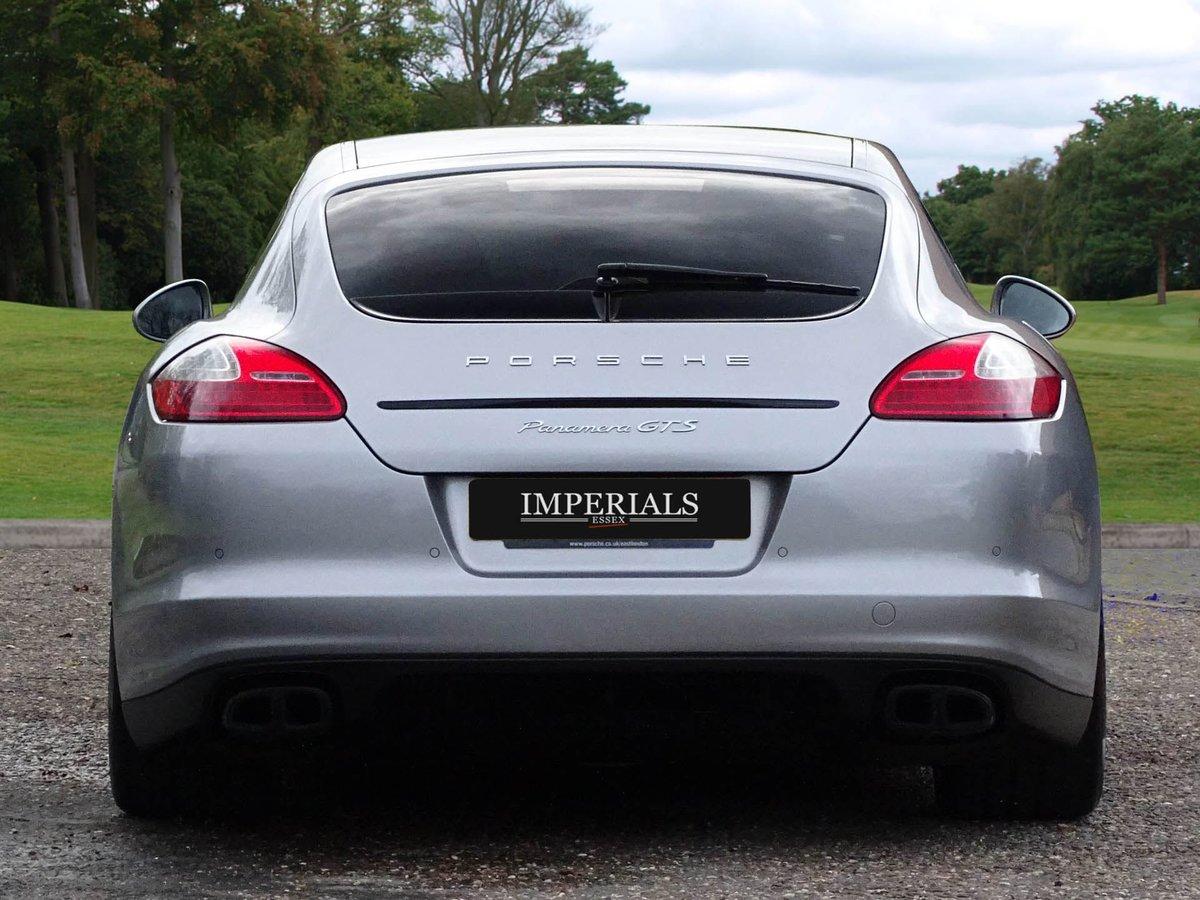 2012 Porsche  PANAMERA  4.8 GTS PDK AUTO  32,948 For Sale (picture 11 of 21)