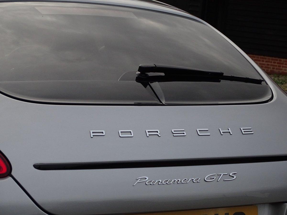 2012 Porsche  PANAMERA  4.8 GTS PDK AUTO  32,948 For Sale (picture 12 of 21)