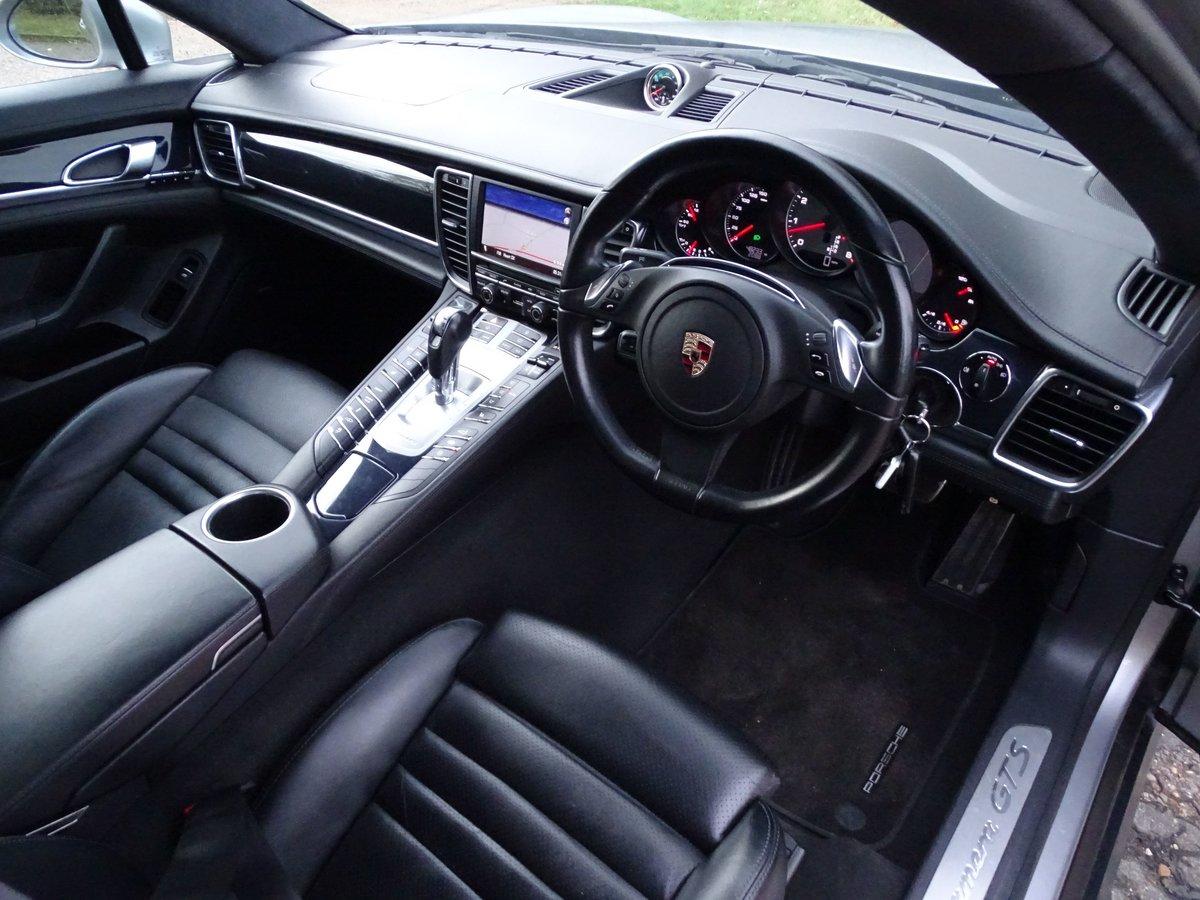 2012 Porsche  PANAMERA  4.8 GTS PDK AUTO  32,948 For Sale (picture 15 of 21)