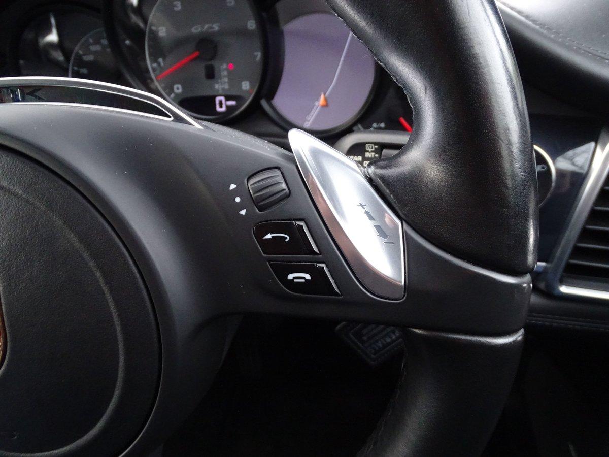 2012 Porsche  PANAMERA  4.8 GTS PDK AUTO  32,948 For Sale (picture 21 of 21)