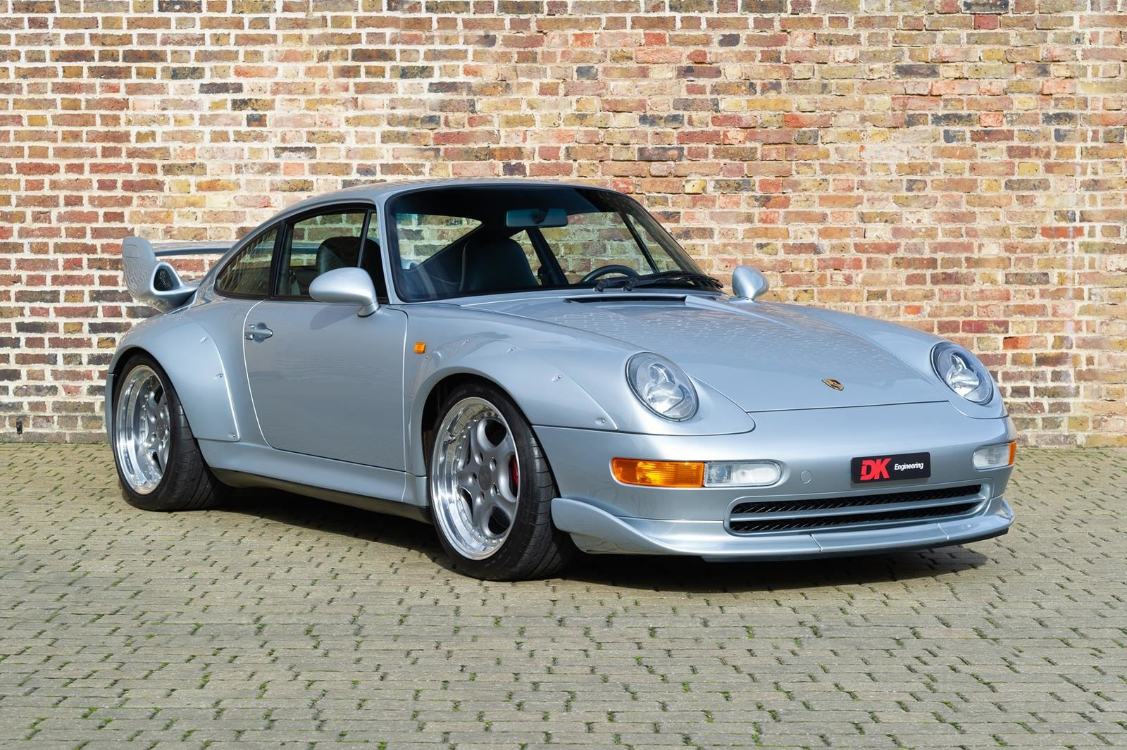 1994 Porsche 993 GT - Single Family Ownership  SOLD (picture 1 of 6)