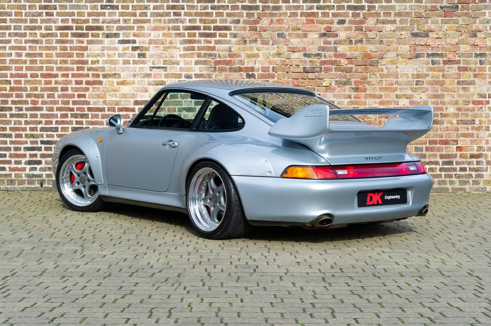 1994 Porsche 993 GT - Single Family Ownership  SOLD (picture 2 of 6)