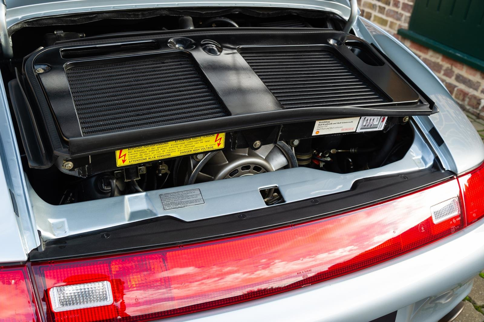 1994 Porsche 993 GT - Single Family Ownership  SOLD (picture 5 of 6)