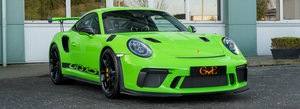 2018 Lizard Green 911 GT3 RS For Sale