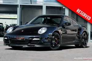 2006 RESERVED - Porsche 997 Turbo Tiptronic S coupe For Sale