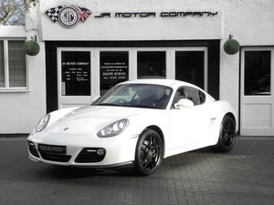 Picture of 2011 Porsche Cayman 2.9 Manual Carrera White Huge Spec! SOLD