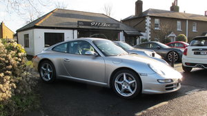 2006 PORSCHE 911 (997) 3.6 CARRERA 2 TIPTRONIC COUPE SAT-NAV For Sale