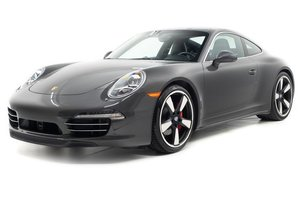 2014 Porsche 911 50th Anniversary Edition Rare 9k miles $109 For Sale