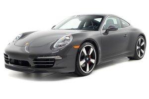 2014 Porsche 911 50th Anniversary Edition Rare 9k miles $109