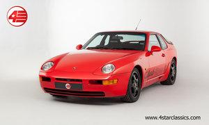 Porsche 968 Club Sport /// Excellent History /// 79k Miles
