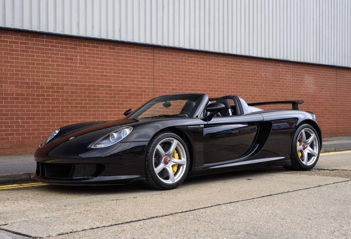 2006 Porsche Carrera GT (LHD) – For sale in London For Sale (picture 1 of 24)