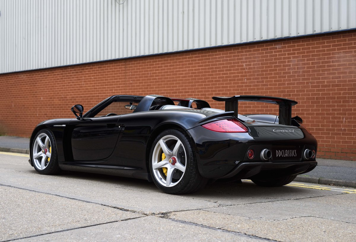 2006 Porsche Carrera GT (LHD) – For sale in London For Sale (picture 4 of 24)