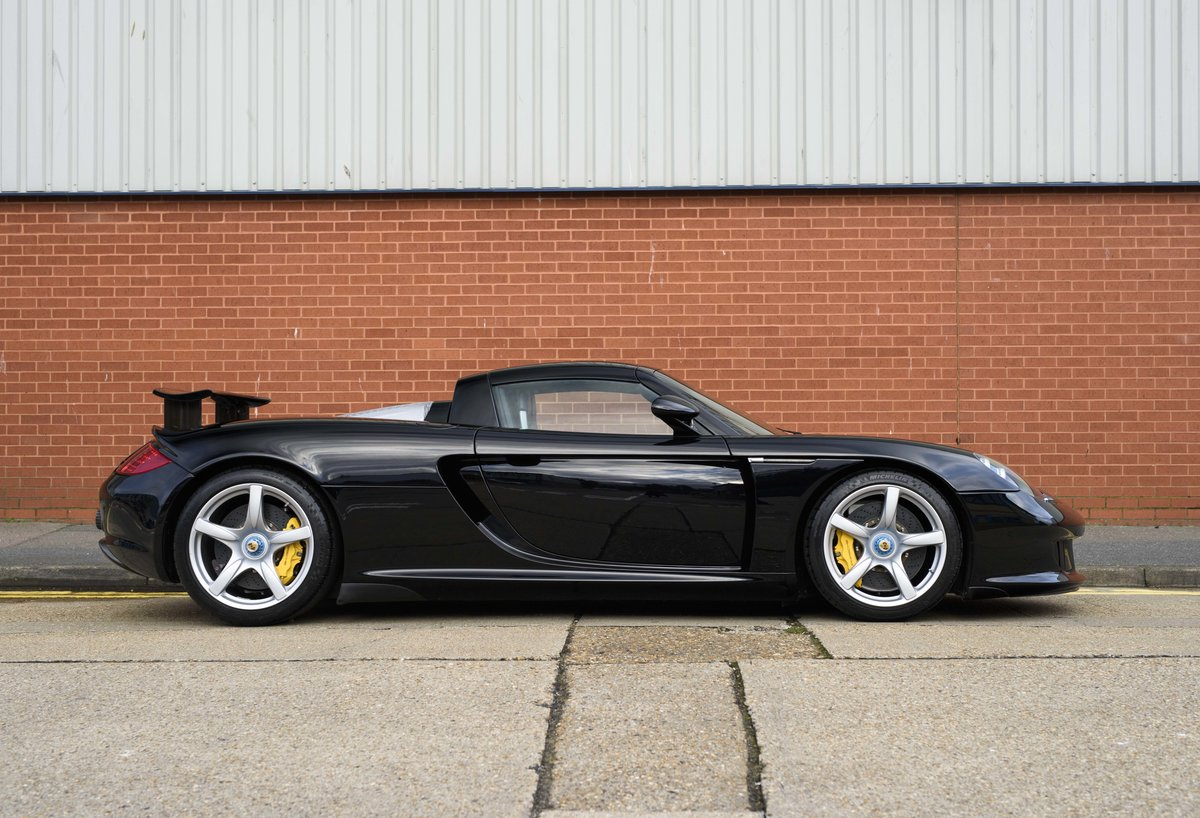 2006 Porsche Carrera GT (LHD) – For sale in London For Sale (picture 5 of 24)