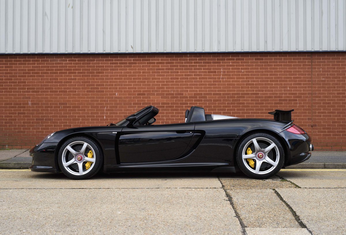 2006 Porsche Carrera GT (LHD) – For sale in London For Sale (picture 6 of 24)